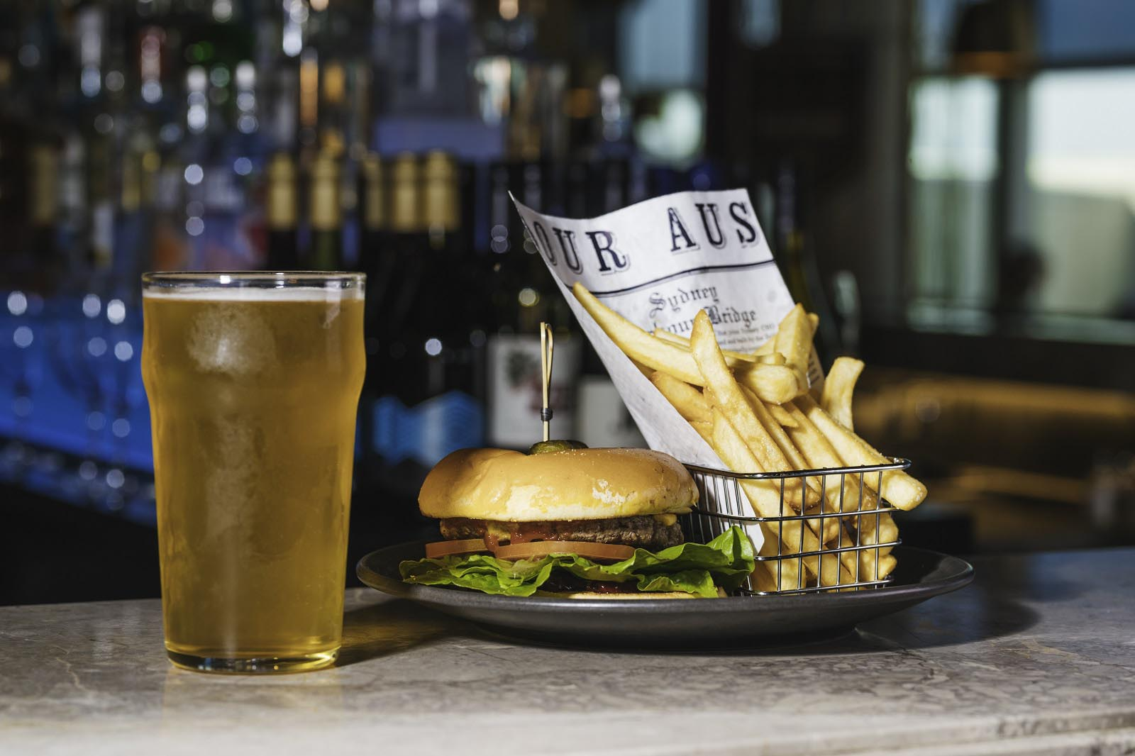 Glasshouse Bar | 10 places to enjoy a beer at Brisbane Airport