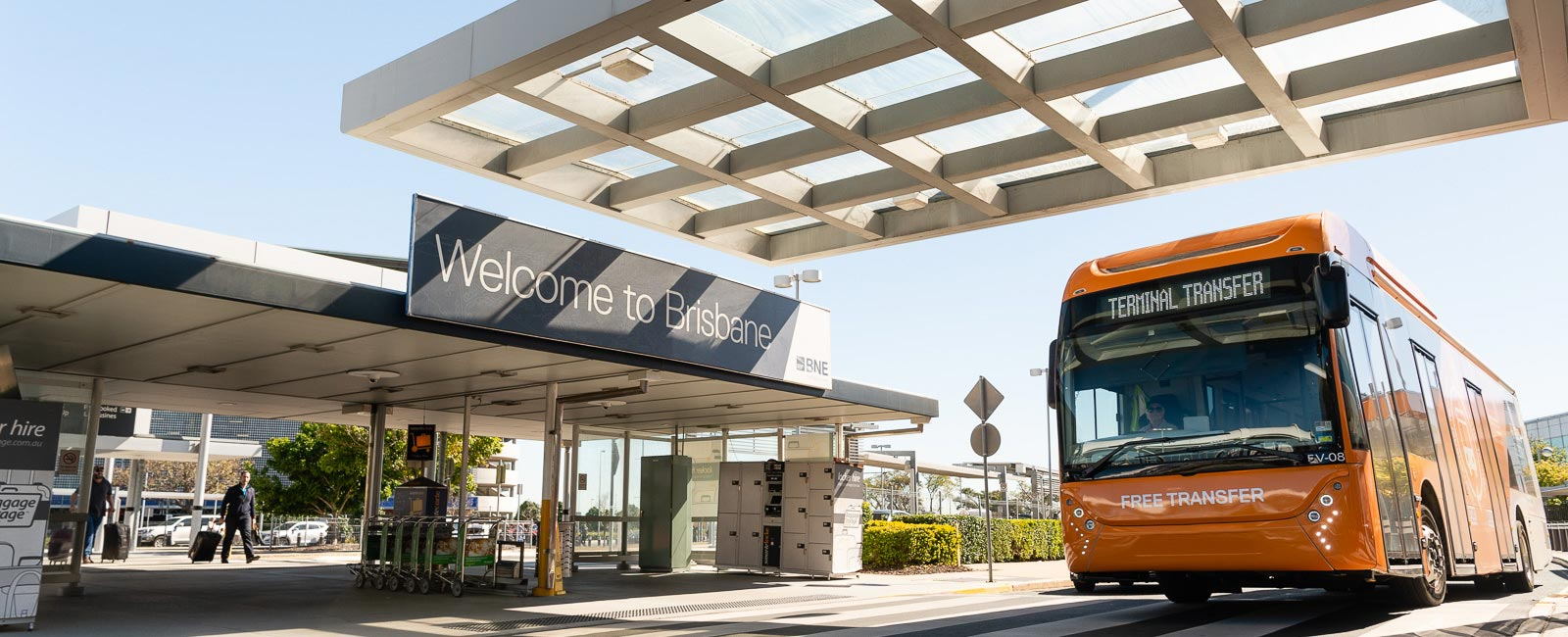 Terminal Transfers Brisbane Airport