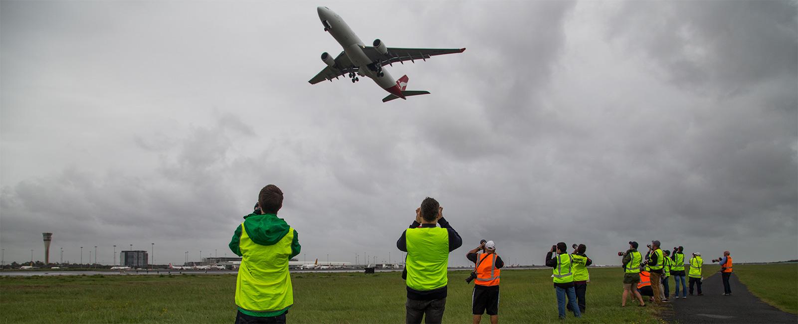 Plane Spotters | Brisbane Airport