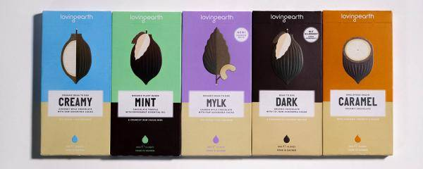 Loving Earth Chocolate | Snack right with the Australian Produce Store