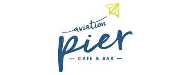 Aviation Pier Logo