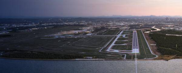 Is Brisbane's new runway on your radar?