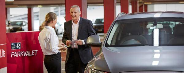 Brisbane Airport Parking Park Valet Parking - Domestic and International