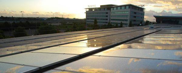 Brisbane Airport Corporation Solar Panel Project