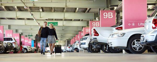 Brisbane Airport Parking - Long term parking at the Domestic and International Terminals