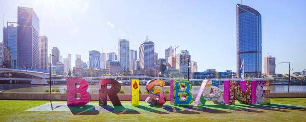 Brisbane Sign - Brisbane City