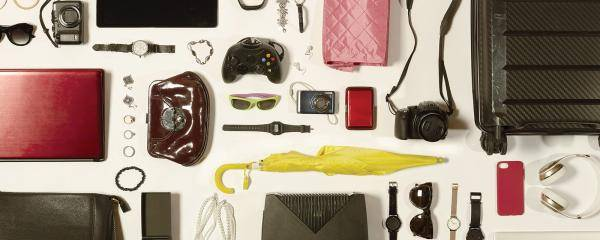 Brisbane Airport Lost Property Charity Auction