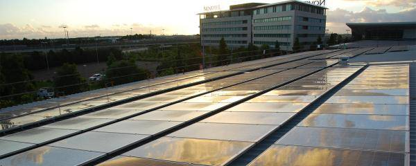 Solar Upgrade Brisbane Airport