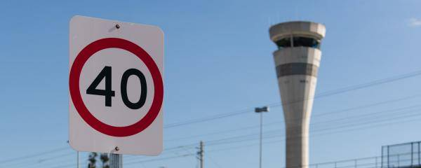 Traffic Infringements at Brisbane Airport