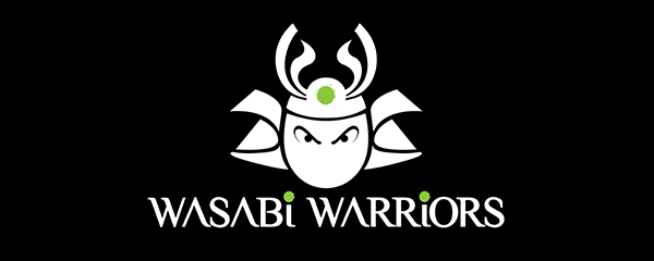 Wasabi Warriors Logo