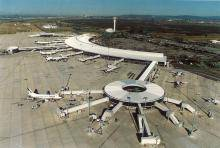 Brisbane Airport Domestic Terminal 1989