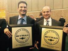 Brisbane Airport Skytrax Awards