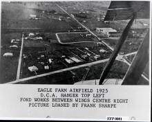 Eagle Farm Airfield 1925