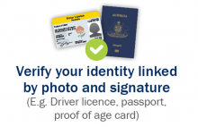 VIC ID Requirements