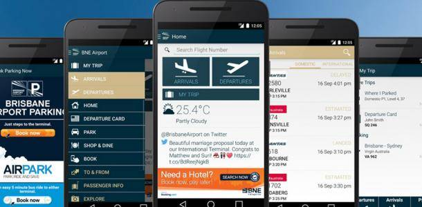 BNE Airport App Android