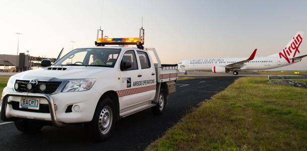 Brisbane Airport Airside Operations