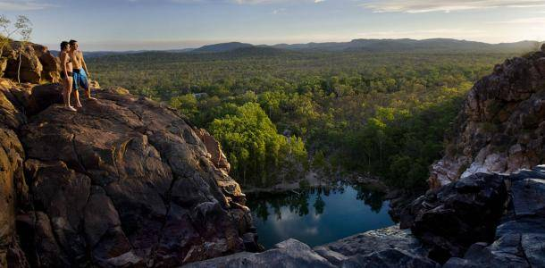 Gunlom views | Five best natural encounters near Darwin