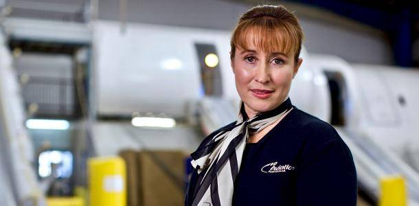 Cindy Douran, Cabin Crew Instructor for Aviation Australia