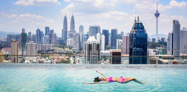 There's lots to love on a quick getaway in Kuala Lumpur