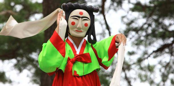 Andong International Mask Dance Festival | 6 reasons to visit Korea in autumn