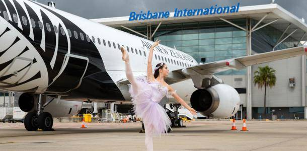 Queensland Ballet ballerina's guide to Auckland