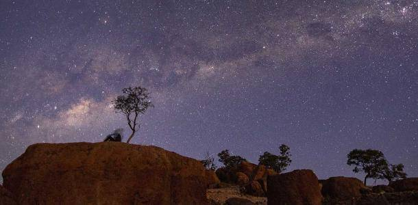 The Winton night sky | Everything you need to know about Vision Splendid Outback Film Festival